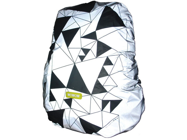 Wowow Urban Backpack Cover silver